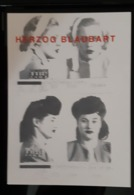 Herzog Blaubart Carte Postale - Publicidad