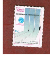 PAKISTAN  -  SG 902  -  1993  U.I.T. ANNIVERSARY -  USED ° - Pakistan