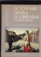 DICTIONNAIRE DU SURREALISME Reliure + Jaquette 460 Pages  Biro Et Passeron - Arte
