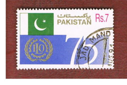 PAKISTAN  -  SG 914  -  1994 I.L.O. ANNIVERSARY -  USED ° - Pakistan