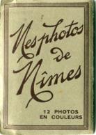 30 - Nîmes : Portfolio De 12 Photos Couleur - Nîmes