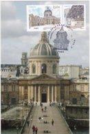 CM: FRANCE:  87e Congrès De La Fédération Française Des Associations Philatéliques: 1er Jour.2014 (neuve) - Cartas Máxima