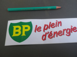 Autocollant - BP - Essence - Autocollants