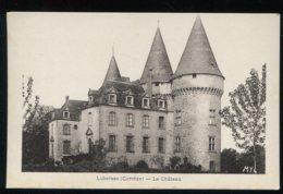 CPSM Neuve 19 LUBERSAC Le Château - Altri Comuni