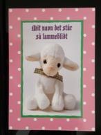Little Lamb Carte Postale - Publicidad