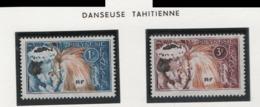 W34 Polynésie ° ° N° 27 28 Danseuse - Polynésie Française