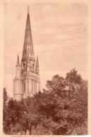 Fontenay Le Comte : Le Clocher Notre Dame - Fontenay Le Comte
