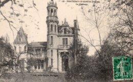 Fontenay Le Comte : Le Château - Fontenay Le Comte