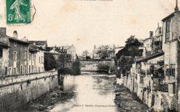 Fontenay Le Comte : Pont Neuf - Fontenay Le Comte