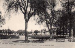 Fontenay Le Comte : Un Coin Du Champ De Foire - Fontenay Le Comte