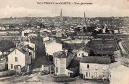 Fontenay Le Comte : Vue Générale - Fontenay Le Comte