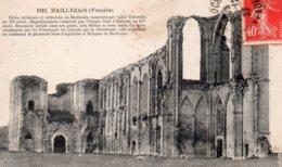 Maillezais : L'abbaye - Maillezais