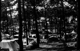 Sion Sur L'Océan : Le Camping - Saint Hilaire De Riez