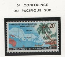 W34 Polynésie °  N° 17 Conférence - Polynésie Française