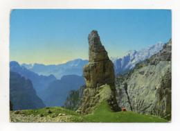 Cimolais (Pordenone) - Campanile Di Val Montanaia E Bivacco Perugini - Viaggiata - (FDC17527) - Pordenone