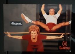 Disgust Carte Postale - Publicidad