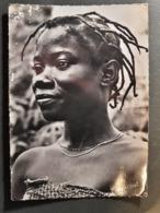 COTONOU  JEUNE FILLE AFRICAINE - Benin