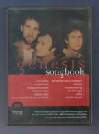 DVD GENESIS SONGBOOK - Concert & Music