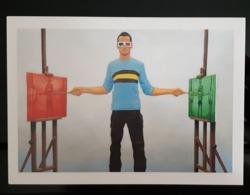 4th Dimension Carte Postale - Publicidad