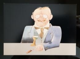 George Grosz Carte Postale - Publicidad
