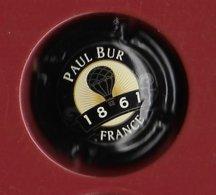 MOUSSEUX - BORDELAIS - Veuve Paul Bur N° 6 A - Placas De Cava