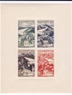 Marocco - 1949 - Nuovo/new MNH - Solidarite - Mi Block N. 2 - Morocco (1891-1956)