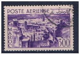 Marocco - 1951 - Usato/used - Posta Aerea - Mi N. 329 - Marruecos (1891-1956)
