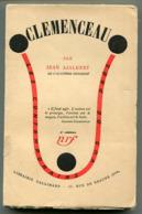 Jean AJALBERT Clemenceau 1931 - Books, Magazines, Comics