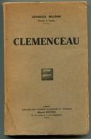 Georges MICHON Clemenceau 1931 EO Dédicacée - Livres, BD, Revues