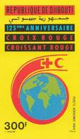 IMPERF. Djibouti 1987 - 125 Eme Anniversaire De La Croix-Rouge : Michel 505; Yvert 241. - Djibouti (1977-...)