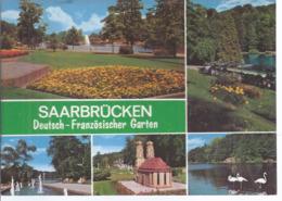 AK-72537   Saarbrücken - Deutsch Französischer Garten . Mehrbild (5) - Saarbruecken