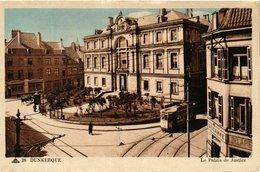 CPA DUNKERQUE-Le Palais De Justice (423118) - Dunkerque