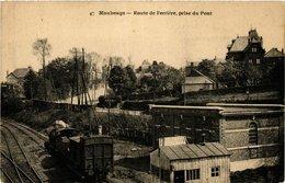 CPA MAUBEUGE-Route De Ferriere Prise Du Pont (423154) - Maubeuge