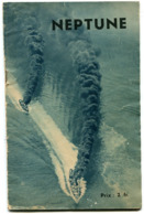 WW2 Brochure Propagande Allemande Home Fleet - Livres, BD, Revues