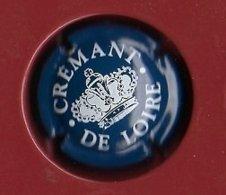 MOUSSEUX - VAL DE LOIRE - Crémant De Loire N° 15 X 2 - Placas De Cava