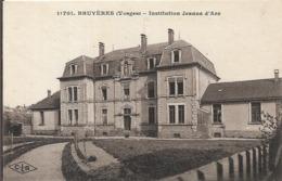 BRUYERES Institution Jeanne D' Arc - Bruyeres