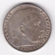 Wal_ Deutsches Reich  - 5 Reichsmark - 1935 - F- Hindenburg (a) - [ 4] 1933-1945 : Troisième Reich