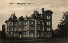 CPA Env. De Maubourguet Chateau De Lascazeres (414972) - Autres Communes
