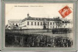 CPA - FONTAINEBLEAU (77 ) -  Mots Clés: Hôpital Auxiliaire, Complémentaire, Croix Rouge, Militaire, Mixte, Temporaire - Fontainebleau