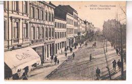 DUREN EISENBAHN  STRASSE  RUE  DU CHEMIN  DE FER    TBE    AL304 - Germania