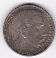 Wal_ Deutsches Reich  - 5 Reichsmark - 1935 - A - Hindenburg (c) - [ 4] 1933-1945: Drittes Reich
