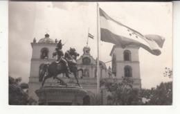Honduras - Tegucigalpa - Estatua Del Paladin Dela Union Centroamericana - Honduras