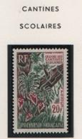 W35 Polynésie ° 35 Cantines - Polynésie Française