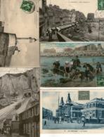 Lot De 20 CPA - LE TREPORT - - 5 - 99 Postcards
