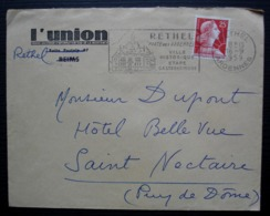 Rethel Ardennes 1959 L'Union (grand Quotidien D'information) - 1921-1960: Periodo Moderno