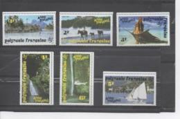"""POLYNESIE Française - Tourisme : Activités - Promenade à Cheval, Baignade,P^che """"au Gros"""", Plaisir De La Voile, Excursio - Polynésie Française"""