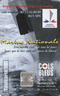 FRANCIA. Marine Nationale Cols Bleus. 50U. 06.98. 0893. (251). - Armee