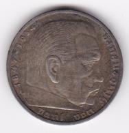 Wal_ Deutsches Reich  - 5 Reichsmark - 1935 - A - Hindenburg (d) - [ 4] 1933-1945: Drittes Reich