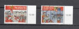 2015         N°1546-1547       OBLITERES      CATALOGUE  ZUMSTEIN - Oblitérés