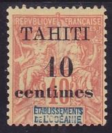 Tahiti N° 32d  Neuf ** - Voir Verso & Descriptif - Neufs